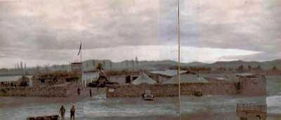 BORDJ-EL-L'AGHA en 1957