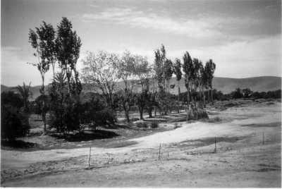 BORDJ-EL-L'AGHA et l'Oued
