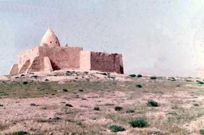 Le Marabout de BORDJ-EL-L'AGHA