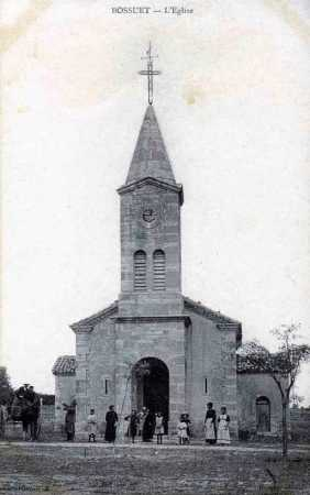 BOSSUET - L'Eglise