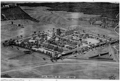BOSSUET - Camp de La Redoute