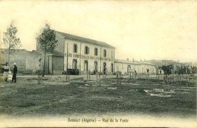 BOSSUET - La Rue de la Poste