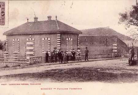 BOSSUET - Le Pavillon Forrestier