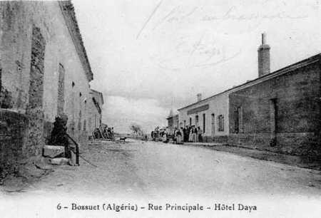 BOSSUET - Hotel Daya