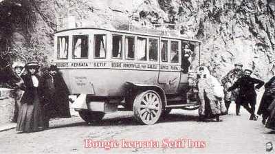 Autobus - BOUGIE - KERRATA - SETIF