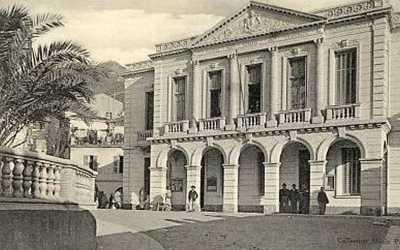 BOUGIE - La Mairie