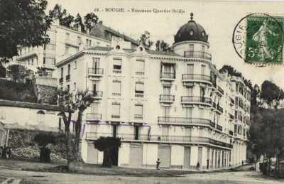BOUGIE - Quartier Bridja