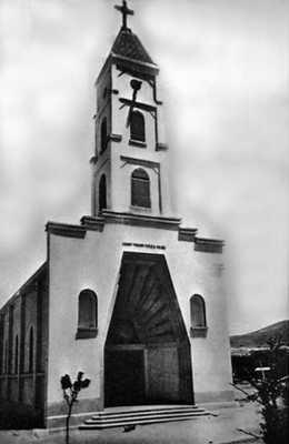 BOU-HANIFIA - L'Eglise