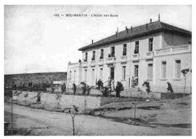 BOU HANIFIA  - HOTEL des  BAINS