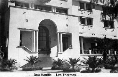 BOU HANIFIA - LES THERMES