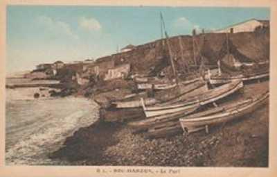 BOU HAROUN - Le Port