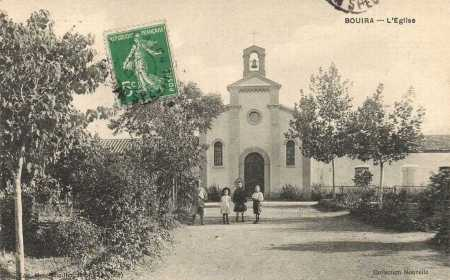 BOUIRA - L'Eglise