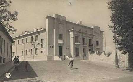 BOUIRA - La Mairie et Salle des Fetes