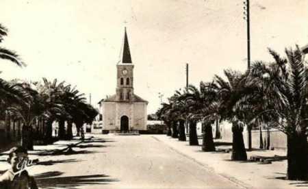 BOUKANEFIS - 1960 - Avenue de L'Eglise