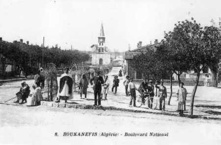 BOUKANEFIS - Boulevard National