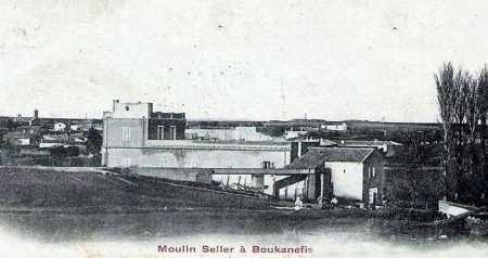 BOUKANEFIS - Moulin SELLER