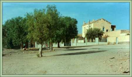 BOUKHANEFIS Une vue du village