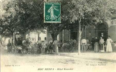 BOU-MEDFA - Hotel KESSLER
