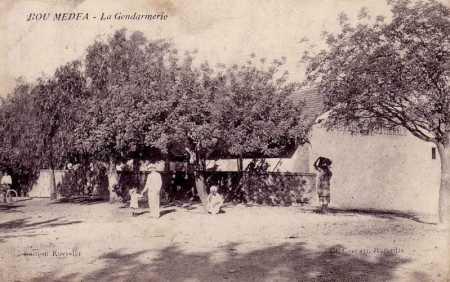 BOU-MEDFA - La Gendarmerie
