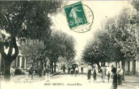 BOU-MEDFA - La Grande Rue