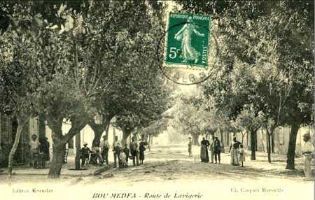 BOU-MEDFA - La rue Lavigerie