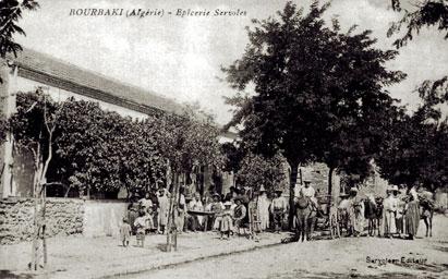 BOURBAKI - 1925 - Une Epicerie
