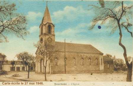 BOURBAKI - L'Eglise