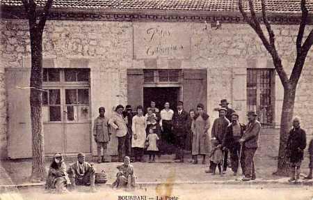 BOURBAKI - La Poste