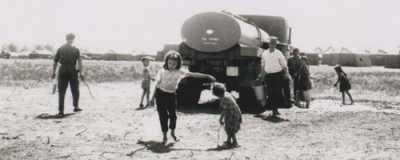 BOURG LASTIC Camp de Harkis
