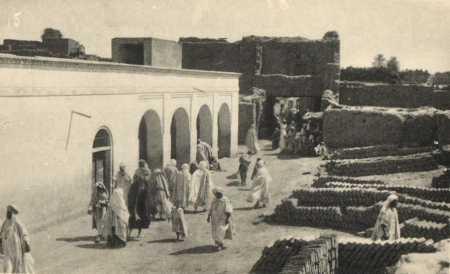 BOU-SAADA - Quartier Arabe