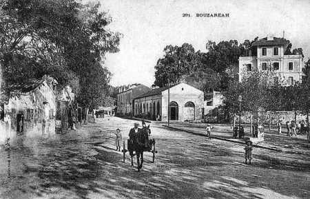 BOUZAREA - Photo Ancienne