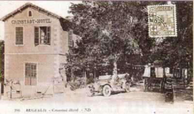 BUGEAUD - L'Hotel CRONSTAD