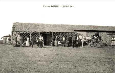 BURDEAU La ferme AUDEBERT