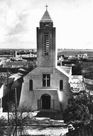 BURDEAU - L'Eglise ST PIERRE ST PAUL