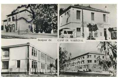 CAMP du MARECHAL - Carte Postale