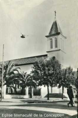 CAMP du MARECHAL - Eglise