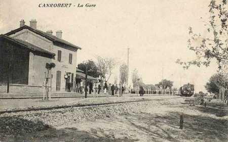 CANROBERT - La Gare