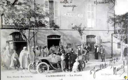 CANROBERT - La Poste - 1922