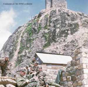 Commando de l'Air 30-541 en Kabylie