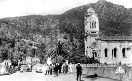 Cap Aokas - L'Eglise