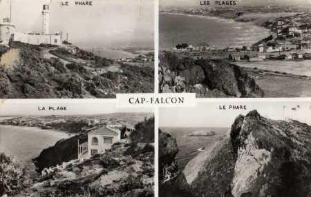 Carte postale de CAP FALCON