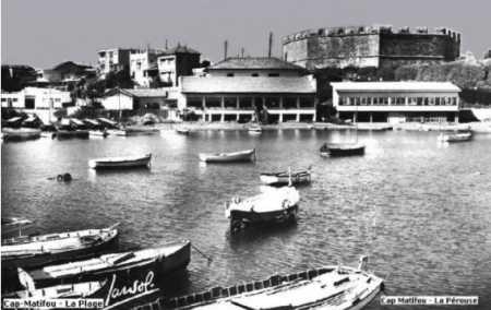 CAP MATIFOU - Le Port