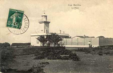 CAP MATIFOU - Le Phare