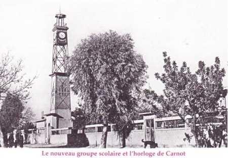 CARNOT - l'Horloge
