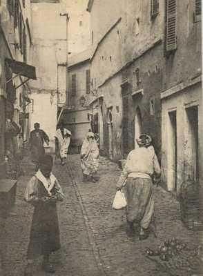 La Casbah - Rue de la Mer Rouge