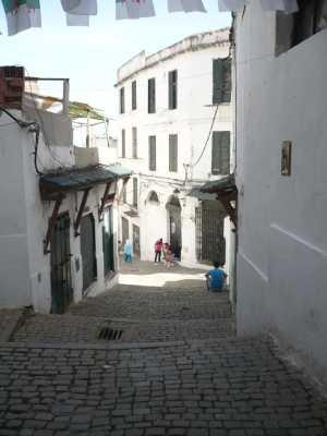 La Casbah - Rue des Drapeaux