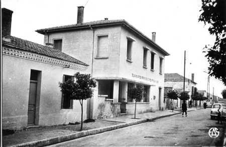CASSAIGNE - La POSTE