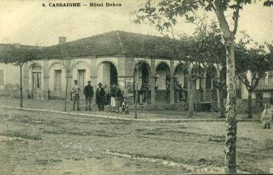 Cassaigne - Hotel Dahra