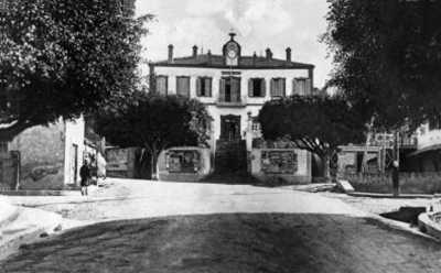 CASTIGLIONE - L'ancienne MAIRIE