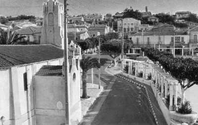 CASTIGLIONE - La Rue Principale